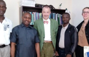 German Ambassador to Nigeria Pays Visit to CCIDESOR